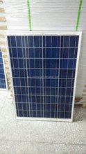 good price stock photovoltaic panels 130w poly from chinese factory
