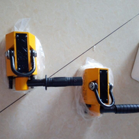 Permanent electro magnetic lifter for lifting
