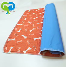 washable dog pee mat/puppy training pad/pet urine absorb pad