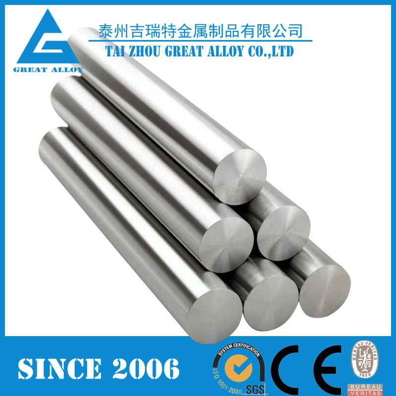 AISI 310S 1.4841 Stainless steel bright round bar/steel rods manufacture direct sale (material