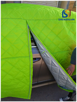 Anti hail popular Keep warm car cover for Mongalia market