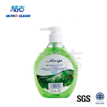 500ml hand wash liquid soap stock made in china manufacture