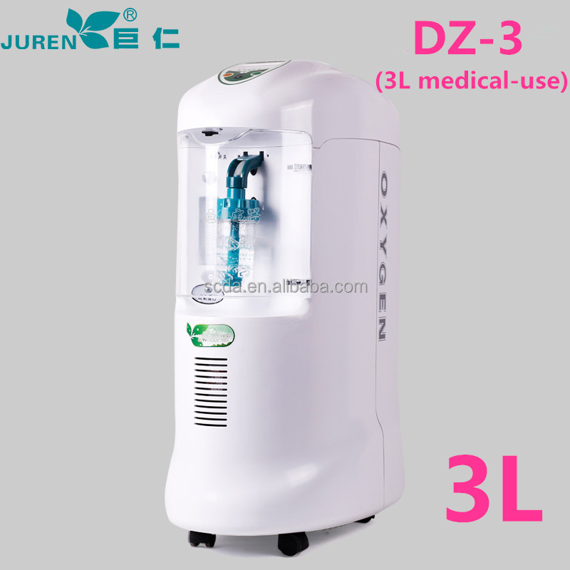 Medical use oxygen concentrator