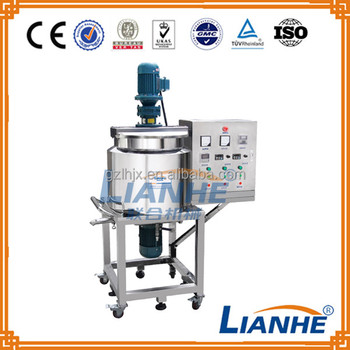 Detergent Liquid Mixing Machine Equipment for Making Shampoo