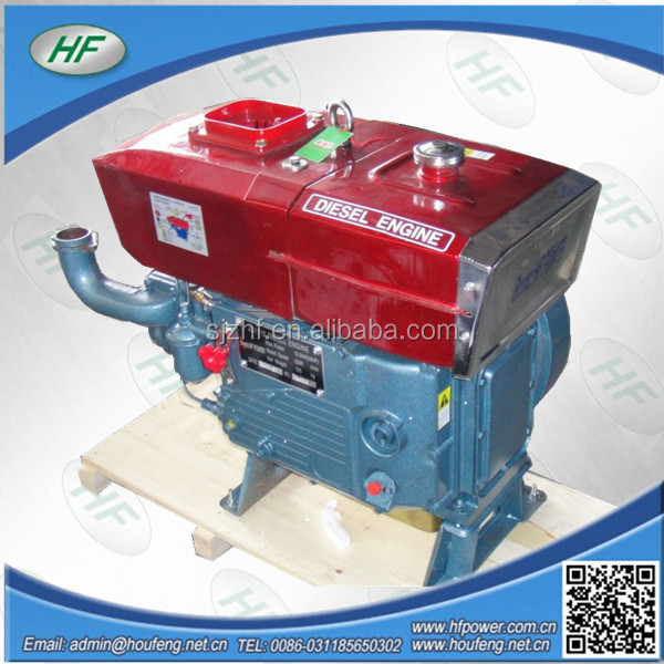 ZS1115 20hp water cooled single cylinder diesel engine