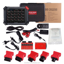XTOOL X100PAD2 Professional Key Programmer for all Cars System Diagnosis+Odometer Correction+Service Reset+TPS+ECU+TPMS+AB