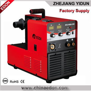 MIG/MMA INVERTER WELDING MACHINE