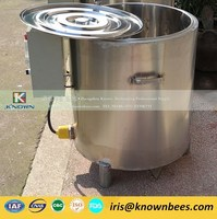 Professional paraffin wax melter, electric bee wax melter