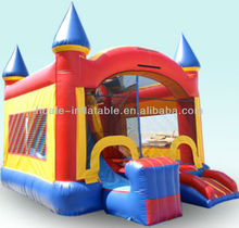 Inflatable bouncy house, inflatable kindergarten bouncer