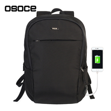 Waterproof Nylon Swiss Men Laptop Bag Laptop Backpack