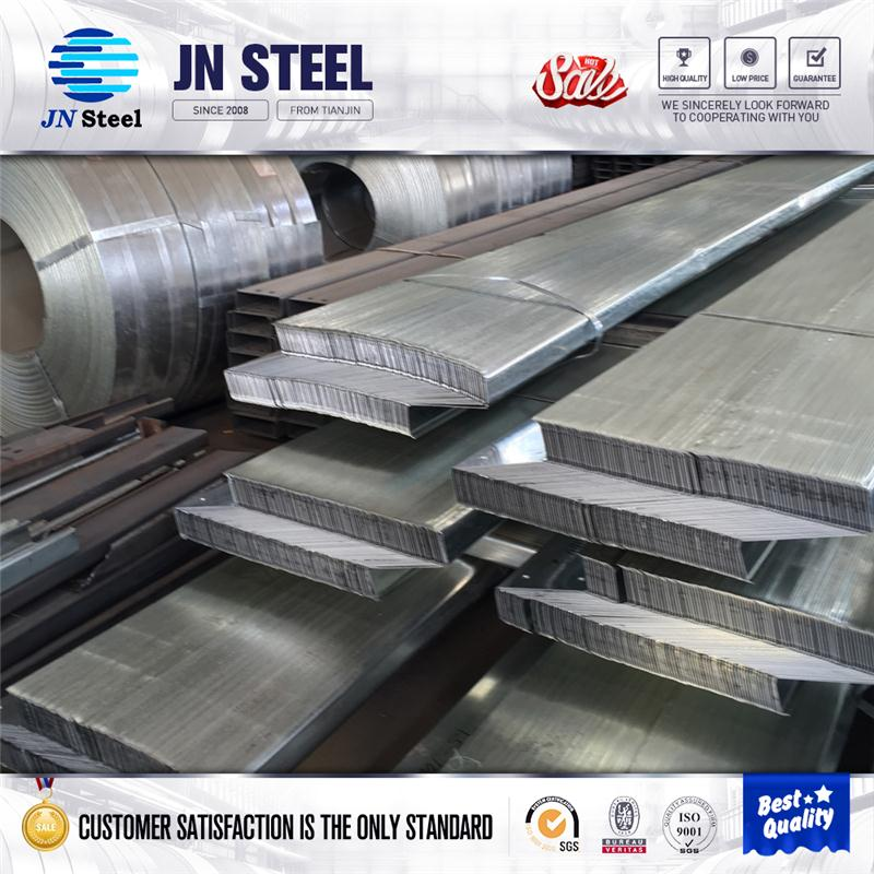 china tube manufacturer 1.0425 carbon steel tube u steel channel