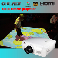 TV USB HDMI full HD 1080p 4:3 home cinema colorful lowest price multimedia 3D LED LCD Projector Beamer Proyector Projektor