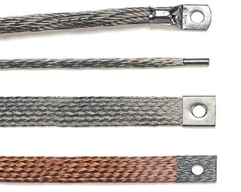 Flat Copper Earthing Wire Braided Ground Wire Buy