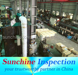Factory Audits by Third Party Inspection Company in China and Asia since 2005 / Full-Time QC Team only