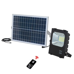 Ip65 Outdoor Battery backup security 10w 20w 50w 150w emergency led solar flood light with motion sensor