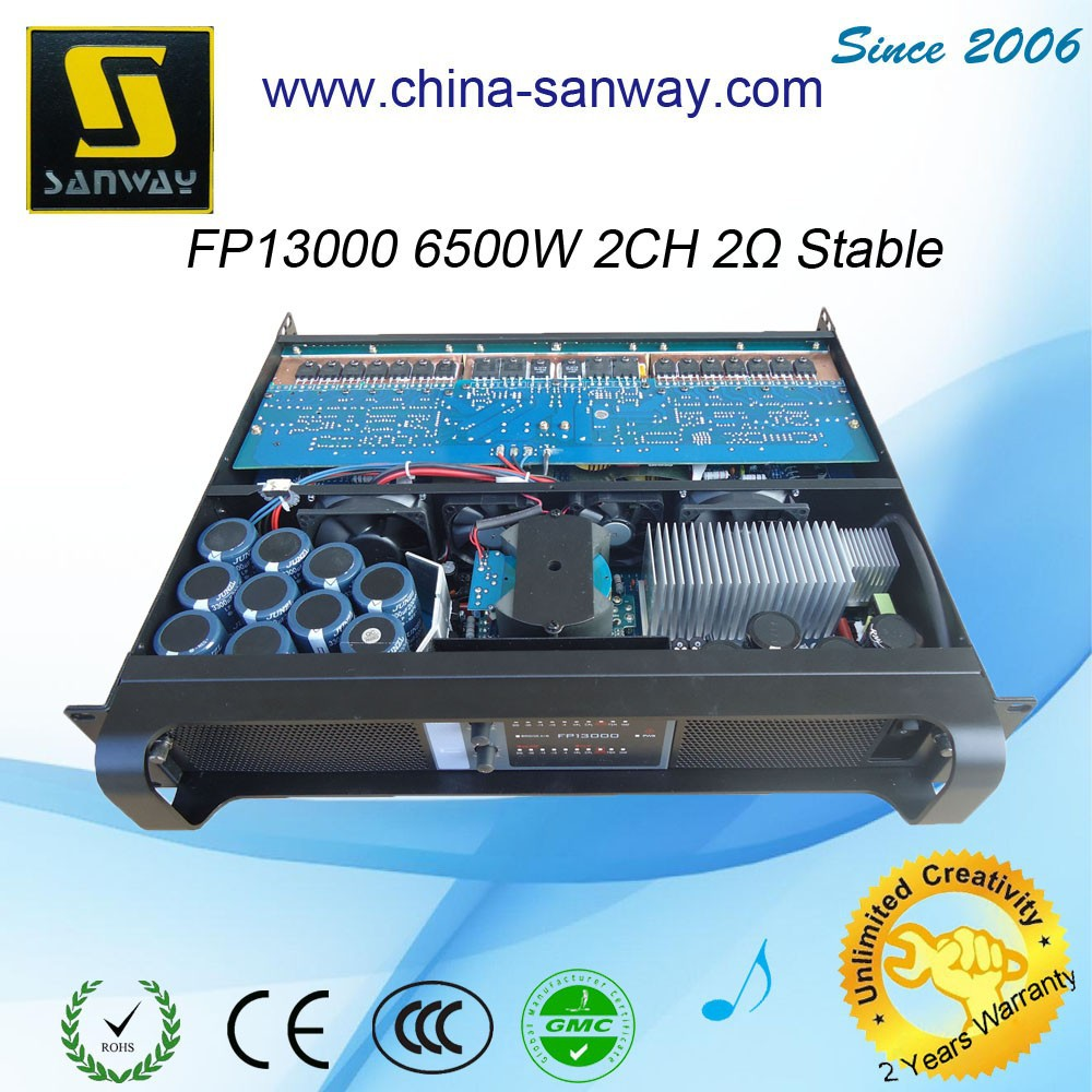 FP13000 Subwoofer High Power Amplifier Module