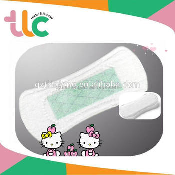 Best Ladies Non-woven Cloth Disposable Maternity Sanitary Pad