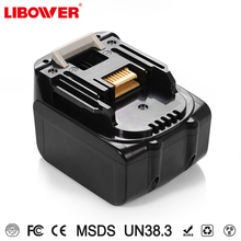 for Makitas battery 14.4V 3Ah replacement BL1430 BL1415 battery pack for power tool