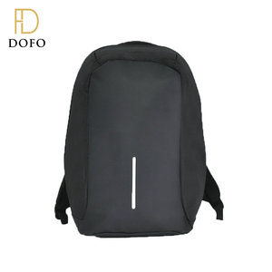 New design multifunctional 15 inch anti-thief waterproof laptop backpack bag with usb charger