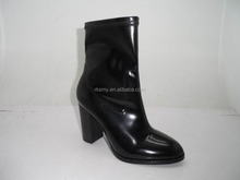 new arrival high quality leather long boots for women