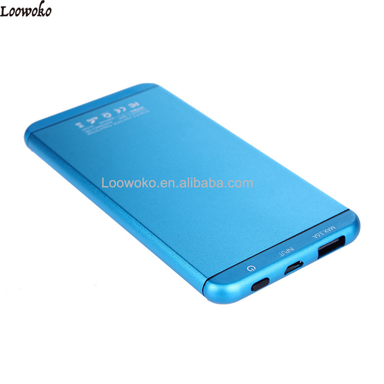 Portable Charger Power Bank Charger 5000mah