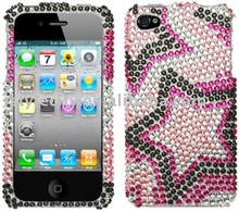 Bling Bling Rhinestone Case for iPhone 4/4S