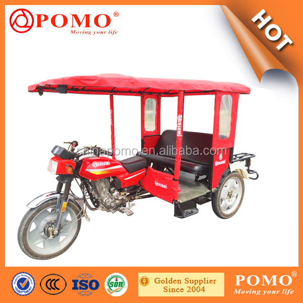 Africa YANSUMI Tricycle Motorcycle Passenger, Child Tricycle, Suzuki Three Wheel Motorcycle