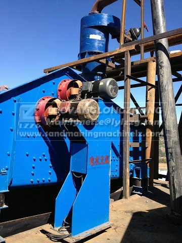 LZZG brand high tech dewatering screen for sale