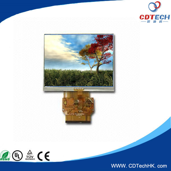 Customized used forelectronic 5.7 inch TFT LCD Monitor