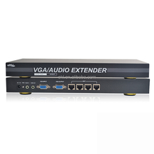 1 in 8 out VGA splitter extender to 100/200/300m