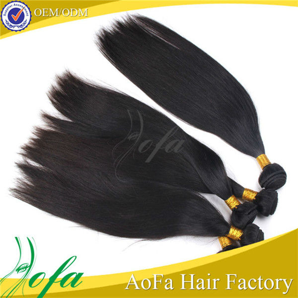 100% Virgin Natural Black Hot sale full cuticle malaysian hair beautiful collection hair weave