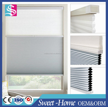Perforated Double Pleated Roller Shades