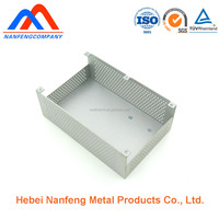 OEM customized computer parts anodizing PC case stampings