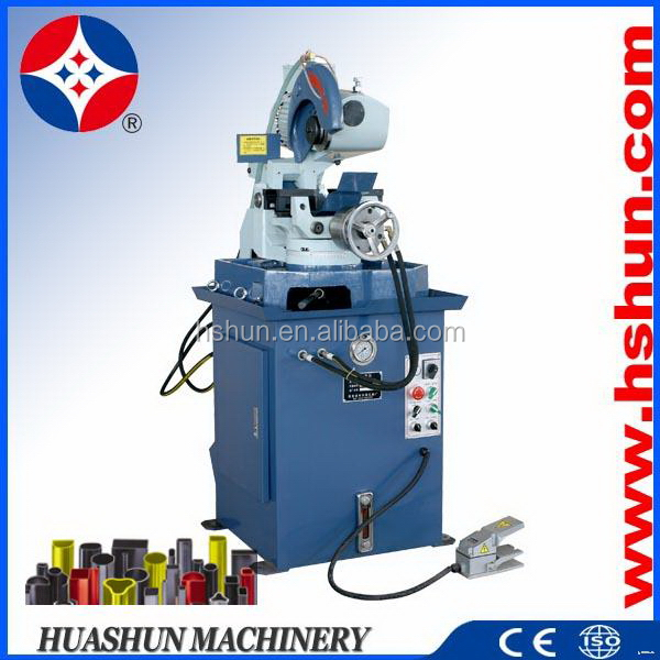 HS-MC-315Y designer most popular high efficiency cnc pipe cut off machine