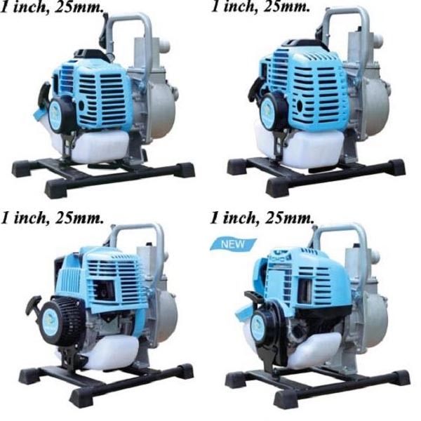 Small Gasoline Engine Water Pump
