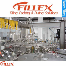 Fillex Rotary Mineral Pure Alkaline Water Filling Washing Machine