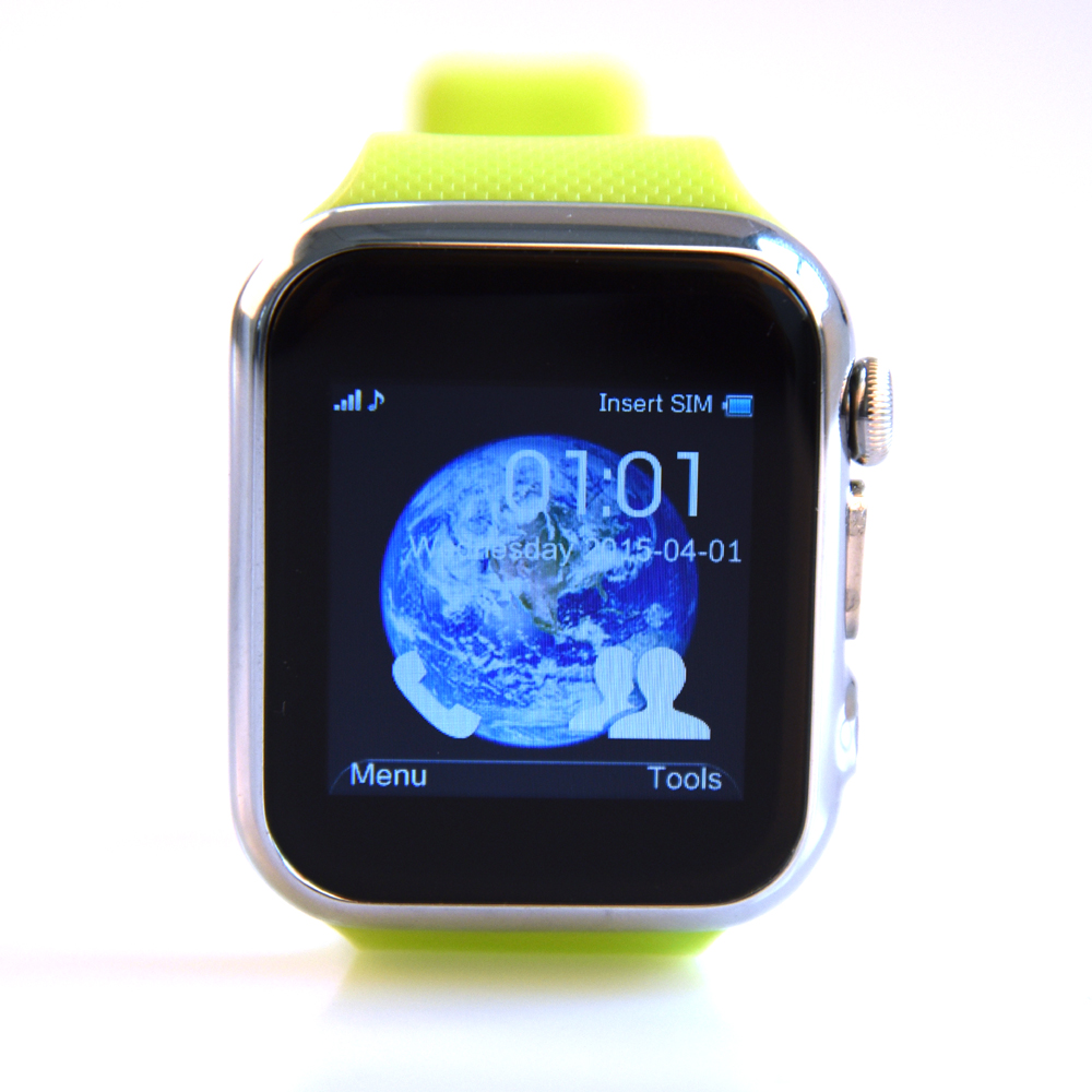 Cheap BT 4.1 Android 5.1 Smart Watch with Quad Band GSM Model SW01