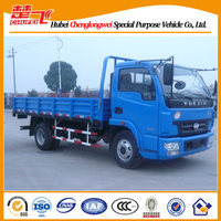 IVECO 4X2 cargo truck sand tipper yuejin light truck for sale