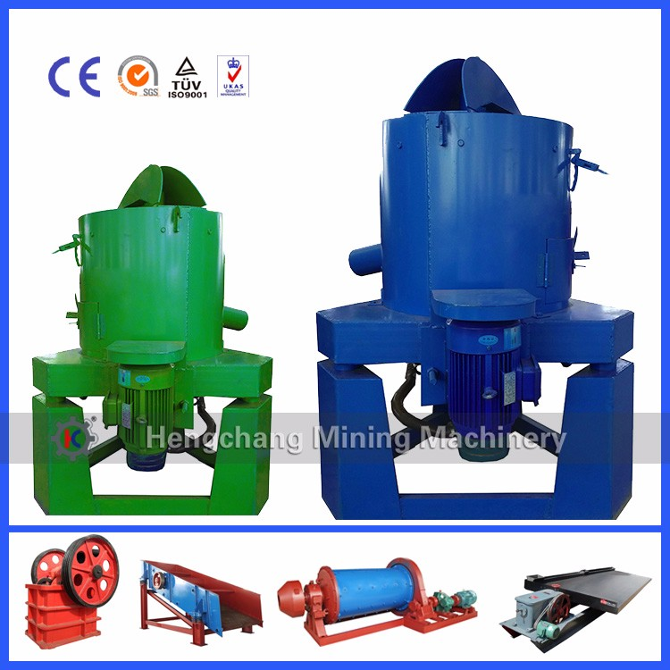 Good quality low price gold separator gold cyclone centrifugal separator