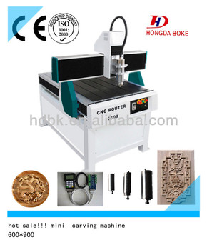 Hot Sale Hobby CNC Router HD-6090