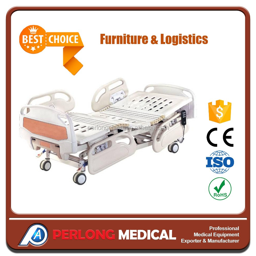 HD-3 Good quality Medical Equipment Medical Furniture Three-function electric bed hospital fowler bed price