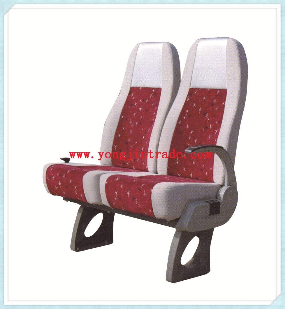 bus luxury passenger seat coach comfortable adjustable vehicle seat