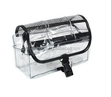 Vinyl Clear Travel BAG Cosmetic Carry Case Toiletry bag online