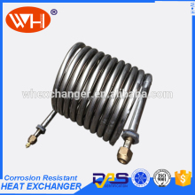 good quality water to oil shell and tube heat exchanger OEM