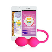 Smart Ball Vaginal Massage Pelvic Floor Trainer Tools and Sex Toy for Sale in Egypt Couples Sex Toy sex product for men doll