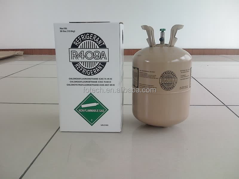 mixed refrigerant gas R143A
