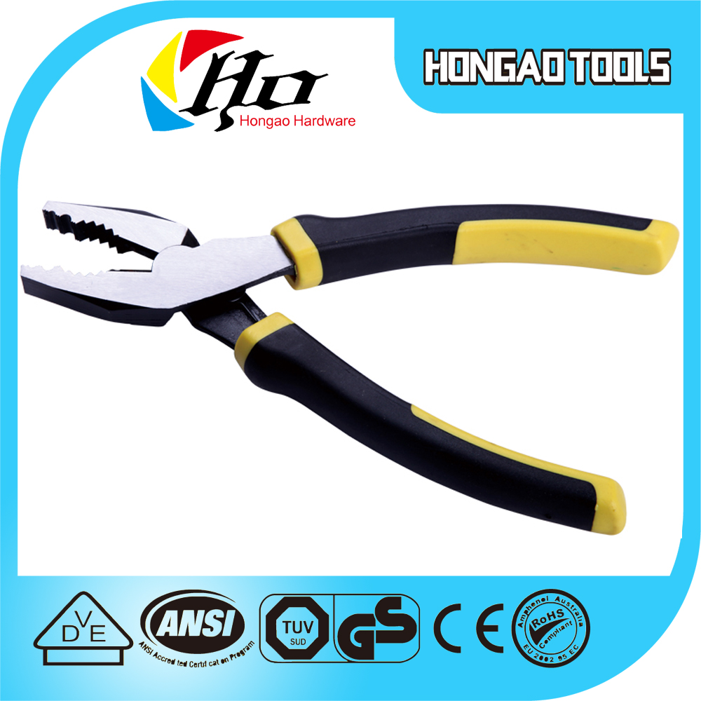Diagonal Cutting Pliers / Small Combination Pliers / Pinchers /wire stripping pliers