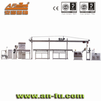 2015 new plastic electric wire and cable machine