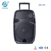 Hot selling 10 inch bluetooth wireless remote portable usb speakers