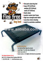 Dog Bed flea free Flat Pack